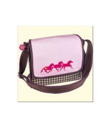 sac bandoulière amis des chevaux