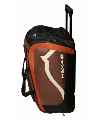 HEXA Deluxe Sac de sport  - couleur cuir